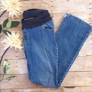 GAP Maternity Boot Cut Jeans